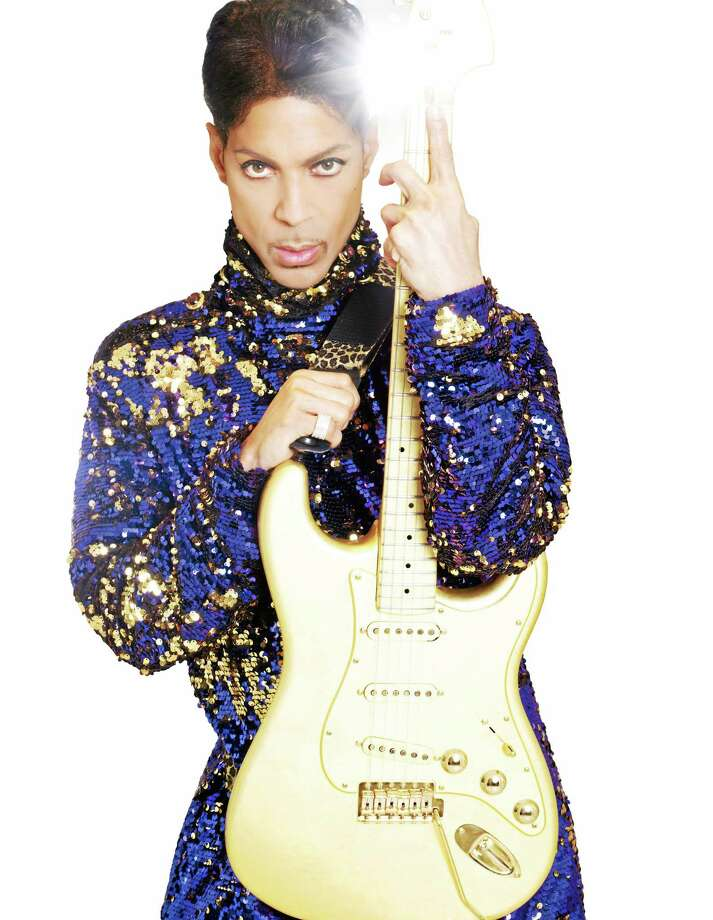 Submitted photo courtesy of Prince Prince is coming to the Mohegan Sun Arena for three shows on Dec. 27, 28 and 29. Photo: Journal Register Co.