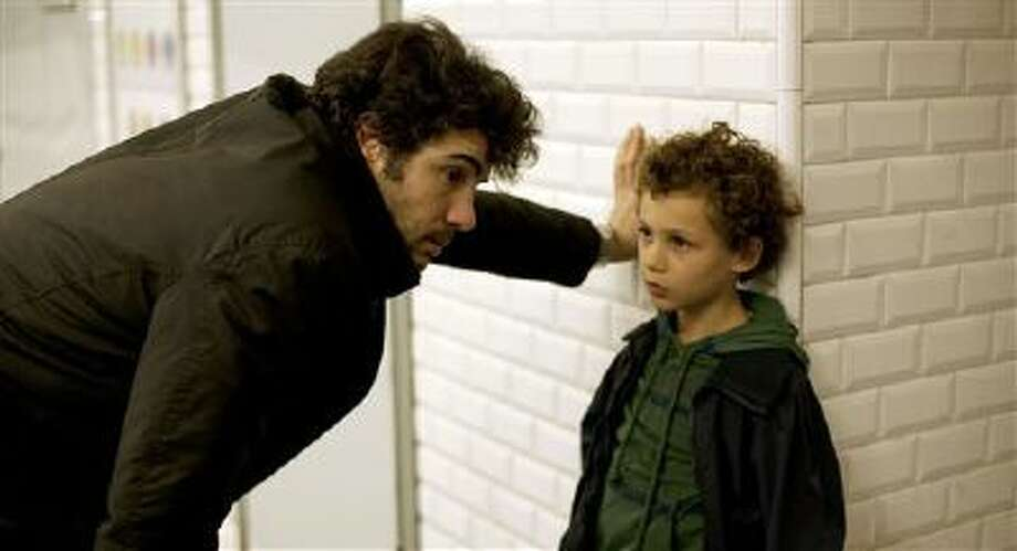 """This image released by Sony Pictures Classics shows Tahar Rahim as Samir, left, and Elyes Aguis as Fouad in a scene from """"The Past."""" Photo: AP / Sony Pictures Classics"""