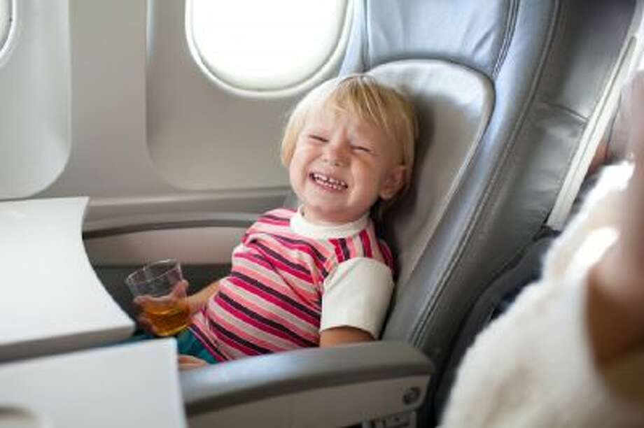 A new poll has found that inattentive parents with unruly children are the most annoying passengers.