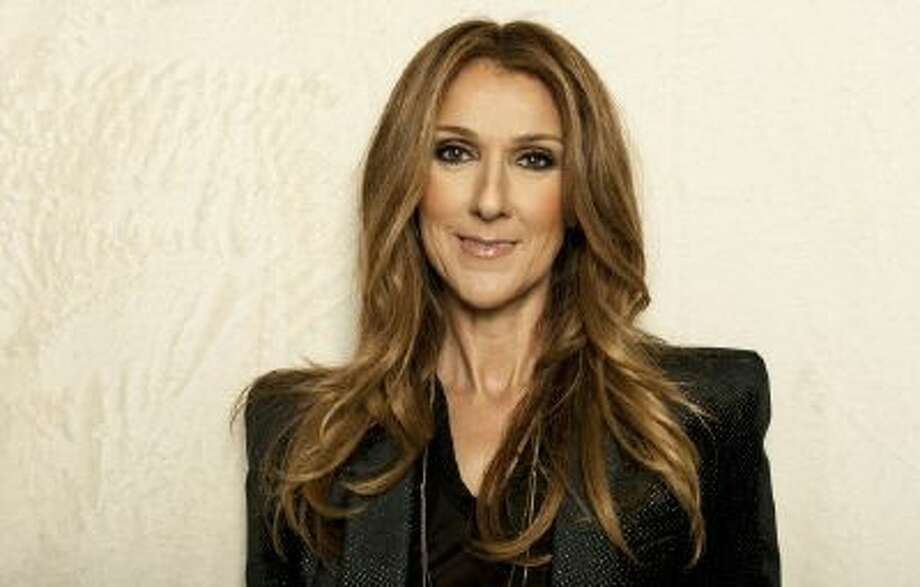 Singer Celine Dion poses for a portrait on Saturday, Dec. 14, 2012 in Los Angeles.