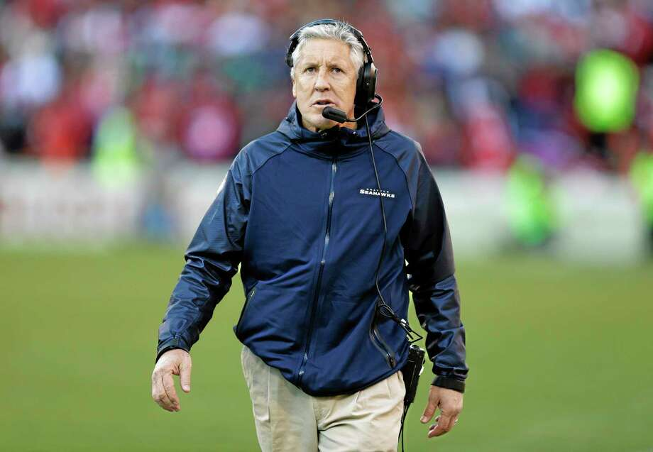 Seattle Seahawks head coach Pete Carroll. Photo: Ben Margot — The Associated Press  / AP
