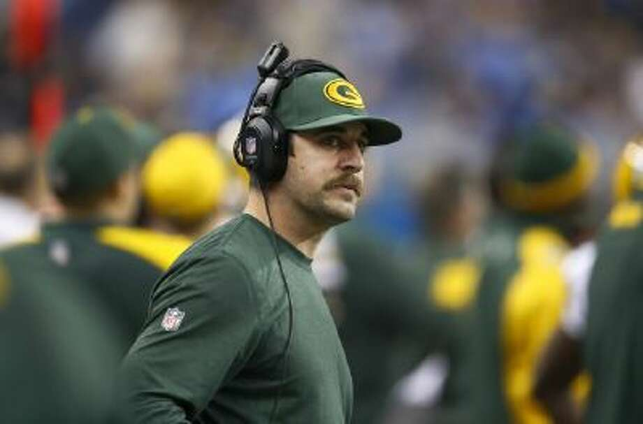Green Bay Packers quarterback Aaron Rodgers will miss another game Sunday as he continues to recover from a fractured collarbone.