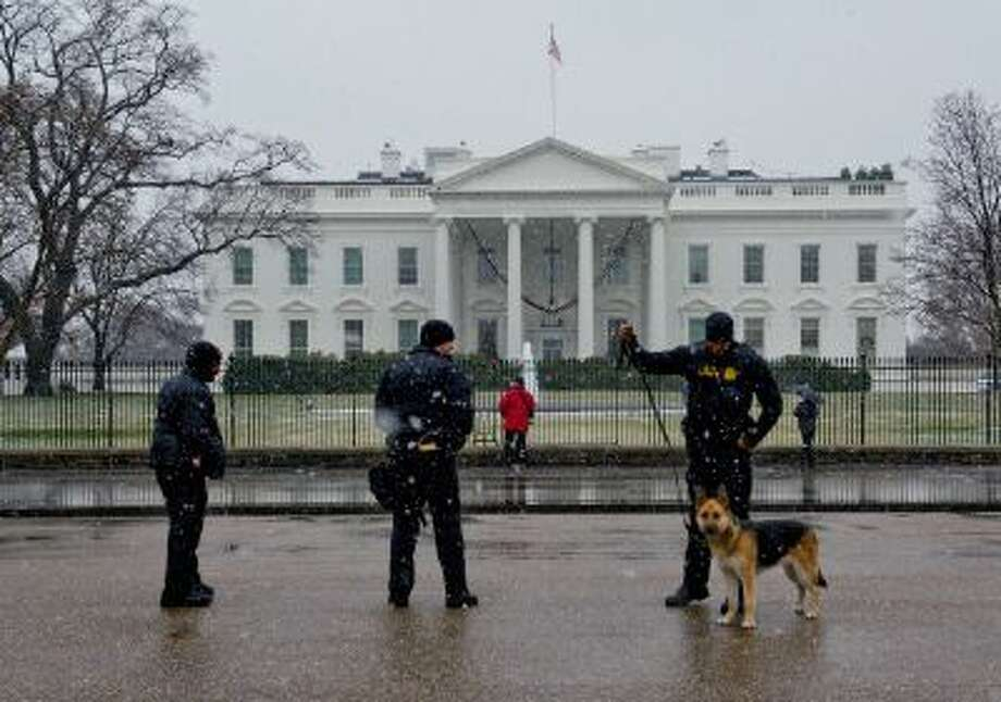 The White House isn't perfect. Photo: AFP/Getty Images / 2013 AFP