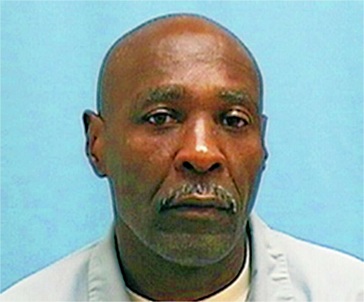 FILE - This undated file photo provided by the Illinois Department of Corrections shows inmate Stanley Wrice. On Tuesday, Dec. 10, 2013, a Cook County judge overturned the rape conviction for Wrice who has been in prison for 30 years. He will be released from Pontiac Correctional Center on Wednesday. The ruling comes two days after key witness Bobby Joe Williams testified detectives working for former Chicago police lieutenant Jon Burge tortured him into falsely testifying against Wrice. (AP Photo/Illinois Department of Corrections)