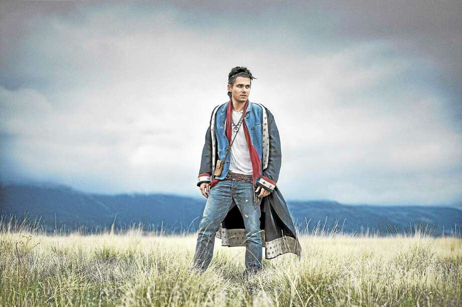 Submitted photo - John Mayer Musician John Mayer is coming home for the Holidays. Mayer, who was born in Bridgeport and raised in Fairfield, will bring his live show to Webster Bank Arena in Bridgeport on Monday night Dec. 16. Photo: Journal Register Co.