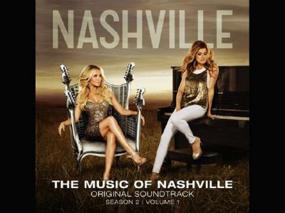 "This photo provided by Big Machine Records shows the album cover for ""The Music of Nashville, Season 2, Volume 1."""