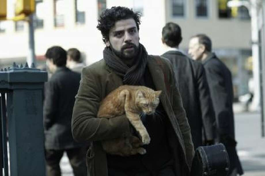 """This film image released by CBS FIlms shows Oscar Isaac in a scene from """"Inside Llewyn Davis."""