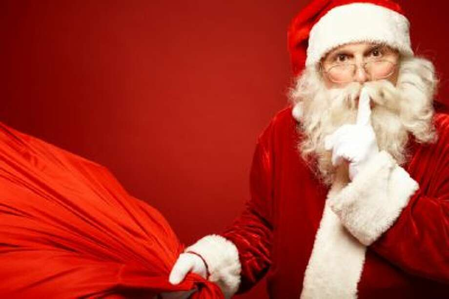 Shhh, we're tracking Santa.