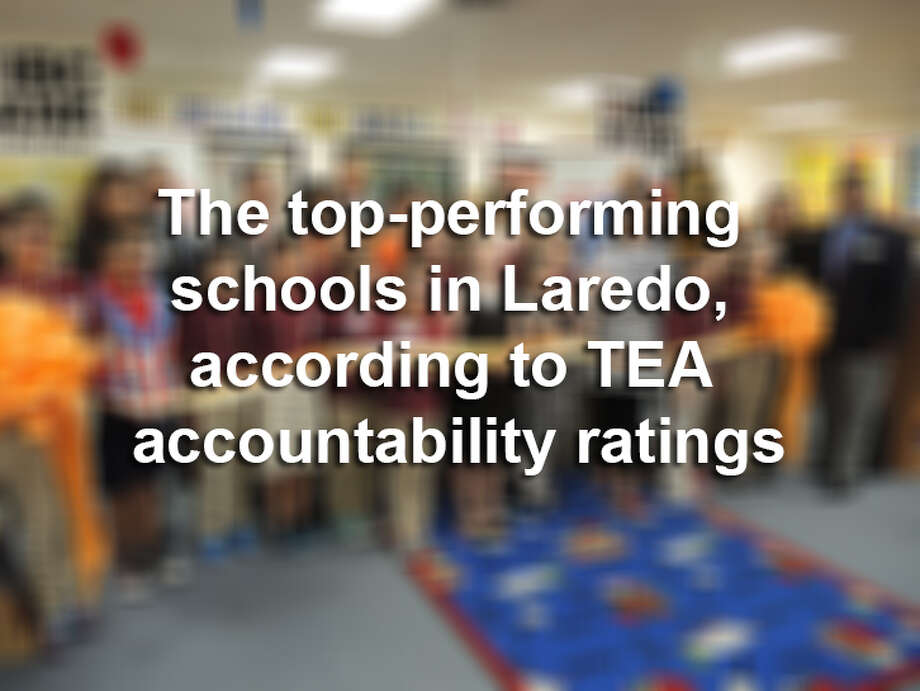 Click through this gallery to see which schools performed the best on TEA accountability ratings for the 2016-17 school year. Photo: Courtesy