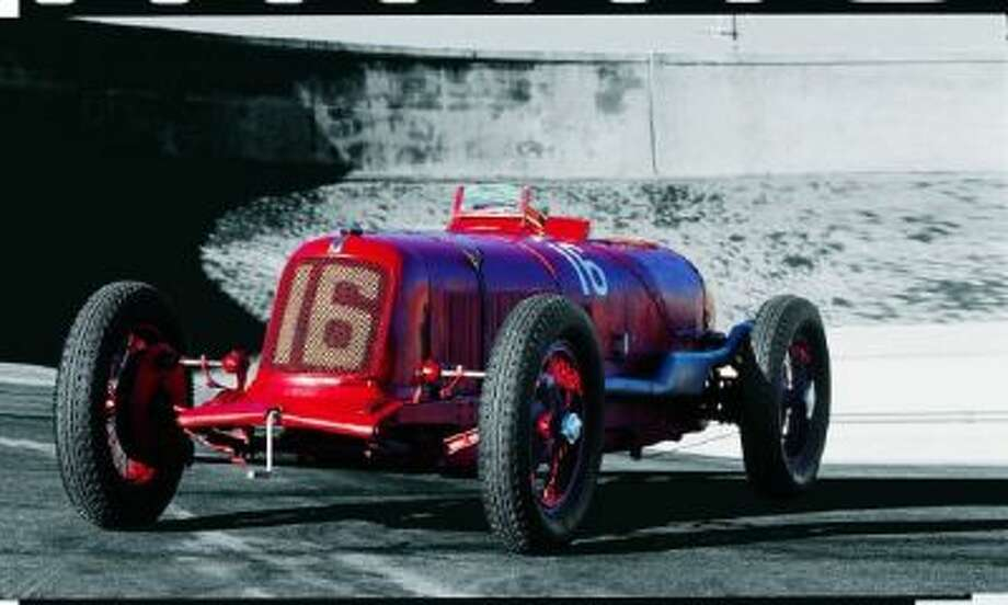 The Maserati Tipo 26B (produced 1927-1930). Maserati's year-long centenary celebrations start in December.