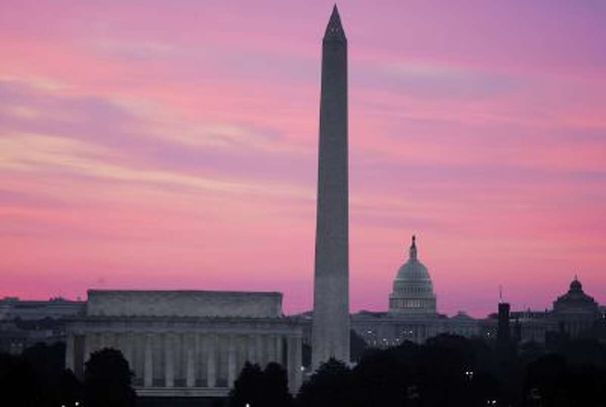 Washington, D.C. is one of seven U.S. cities being considered for a 2024 U.S. Olympic bid.