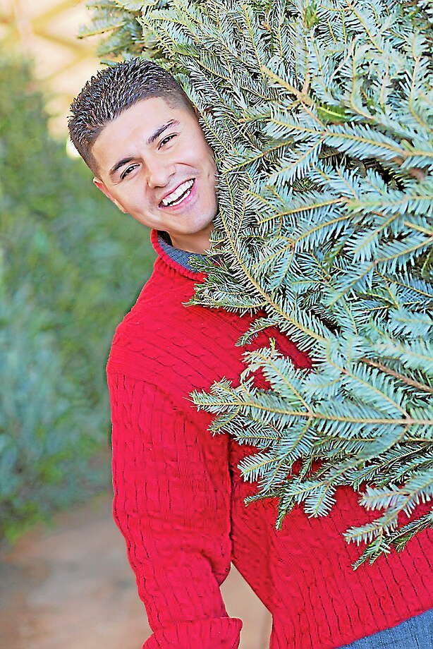 Submitted photo Hale Hill Farm, 815 Glastonbury Turnpike, Portland, will host its ninth annual Christmas Tree Charity Day on Saturday, Dec. 7, from noon to 5 p.m. Photo: Journal Register Co. / Steve Debenport
