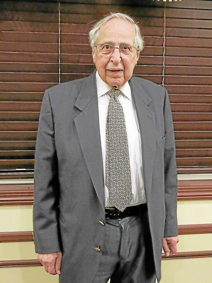 John DAquila recently donated to Warm the Children in memory of his nephew, William D'Aquila Jr. Photo: Journal Register Co.