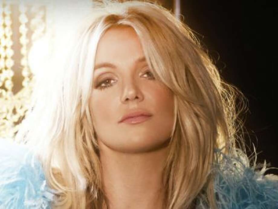 "Britney Spears releases, ""Britney Jean."""