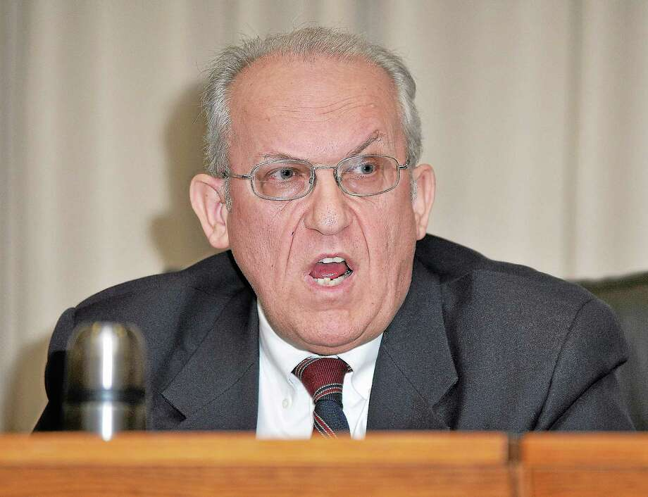 Daniel Russo was appointed chairman of the Planning & Zoning Commission Wednesday evening. (Catherine Avalone - The Middletown Press) Photo: Journal Register Co. / TheMiddletownPress