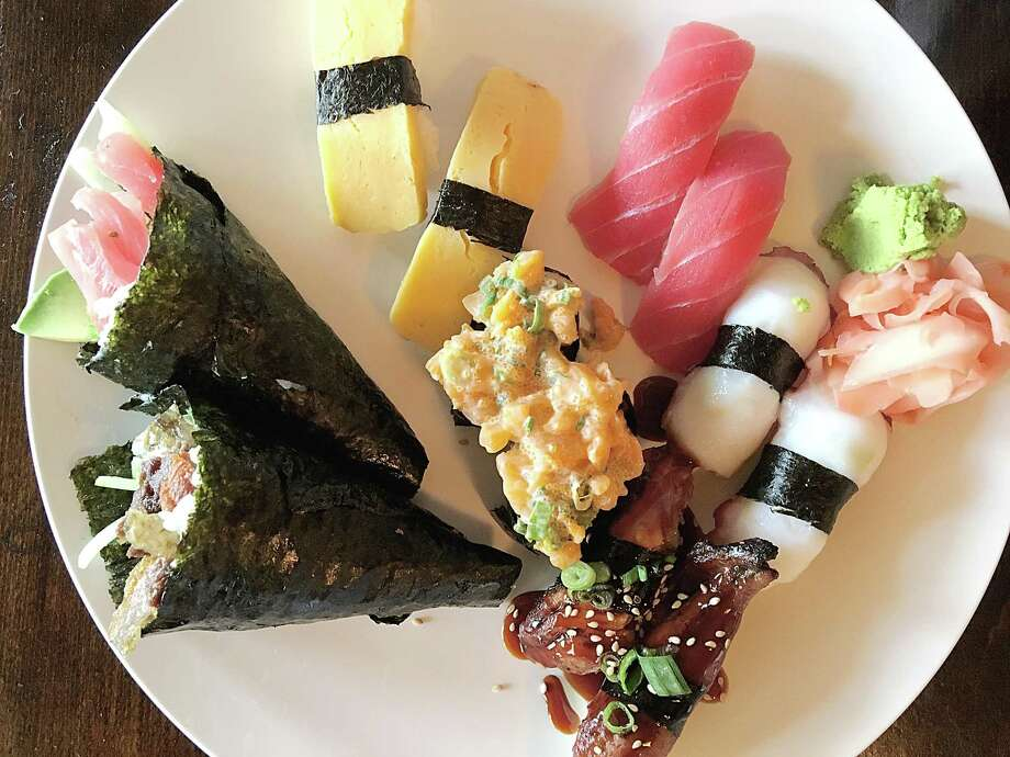 San Antonio's Best Restaurants: Godai Sushi Bar & Japanese Restaurant 11203 West Ave. 210-348-6781 Facebook: Godai Sushi Bar and Restaurant Cuisine: Sushi, Japanese Specialties: Sashimi, snapper collar, chirashi, udon noodles Price range: $$ On ExpressNews.com: Review: A clash of raw and cooked at S.A.'s Godai Sushi $ under $15 / $$ $16-$30 / $$$ $31-$50 / $$$$ over $50 Prices are based on an average dinner, per person, not including alcohol. Photo: Mike Sutter /Staff File Photo