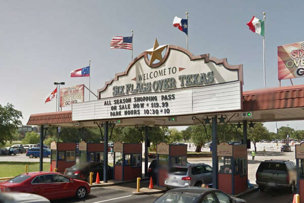 Six Flags Over Texas will not remove a Confederate flag its flown at the park since it opened in 1961.