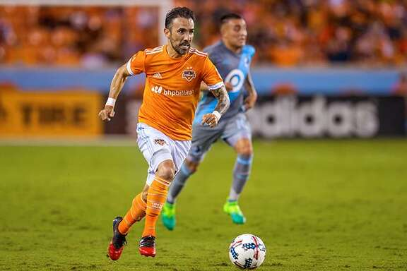 Vincente Sanches (Photo/Houston Dynamo)