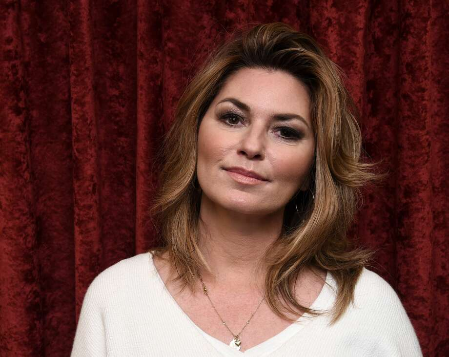 Shania Twain visits the SiriusXM Studios on June 19, 2017 in New York City.See what some of your favorite '90s pop stars look like now... Photo: Ilya S. Savenok/Getty Images