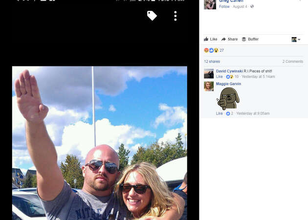 Reports: Michigan man accused of being a Nazi sympathizer after his Facebook photos go viral