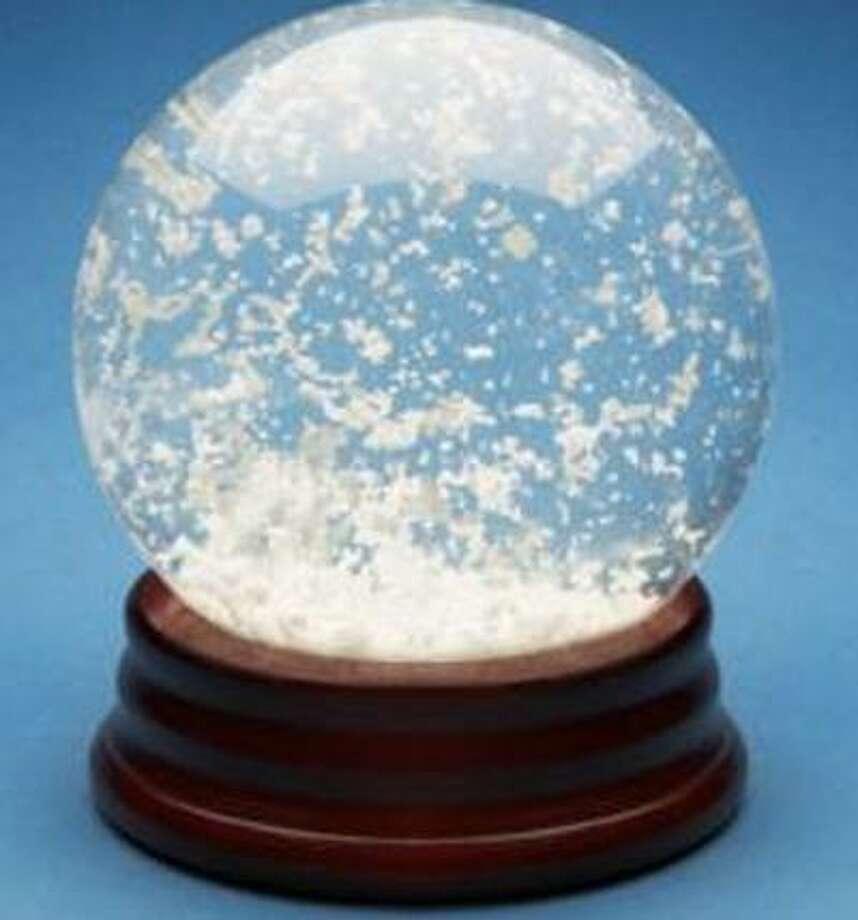 Joe Amarante Shake That Snow Globe And Put Your Mind In A Warm