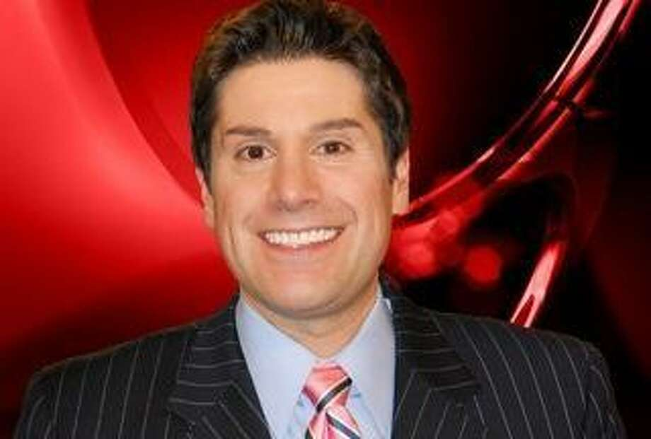 Steve MacLaughlin  (News 8 WTNH-TV photo)