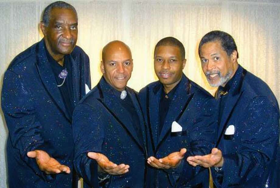 Cornell Gunter's sensational Coasters are shown. They will be the headlining group at the festival. For more information on the Berlin Lions Music Festival, call the Berlin Lion's Club at 1 (877) 838-0063. (John Atashian