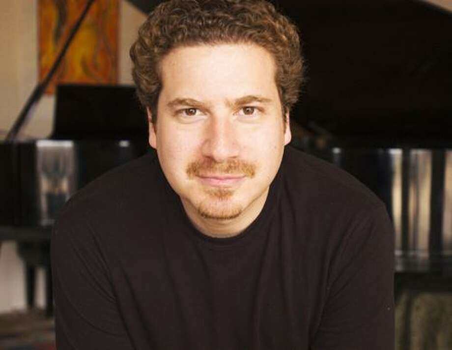 Jazz musician Kevin Hays