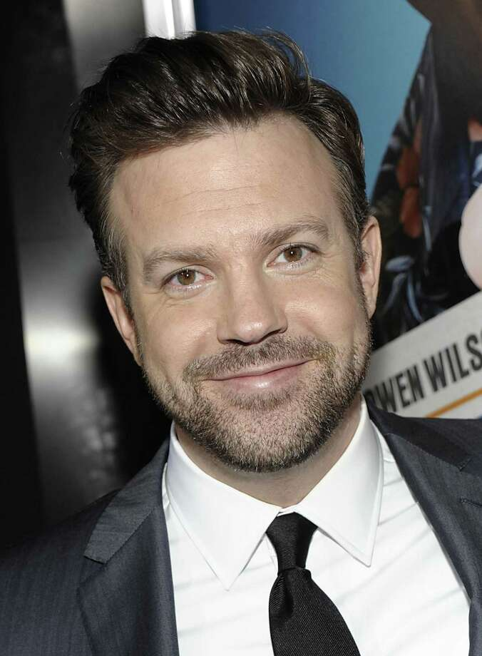 """In this Feb. 23, 2011, file photo, actor Jason Sudeikis arrives at the premiere of the feature film """"Hall Pass"""" in Los Angeles. Sudeikis will host the MTV Movie Awards on June 5. (AP Photo/Dan Steinberg, file) Photo: ASSOCIATED PRESS / AP2011"""