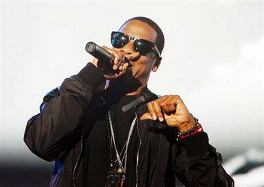 (AP) Jay-Z performs during the All Points West music festival at Liberty State Park, in Jersey City, N.J., July 31, 2009. Photo: AP / AP2009