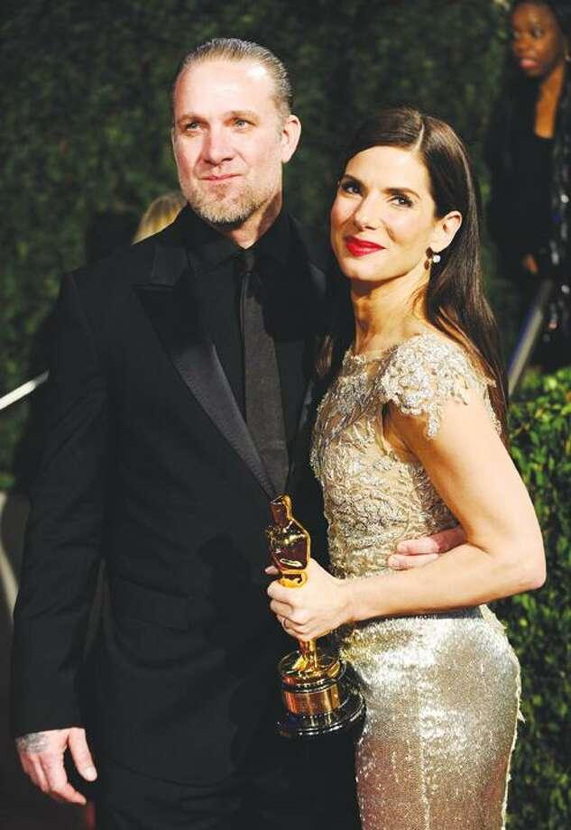Jesse James and Sandra Bullock Photo: AP / AP2010