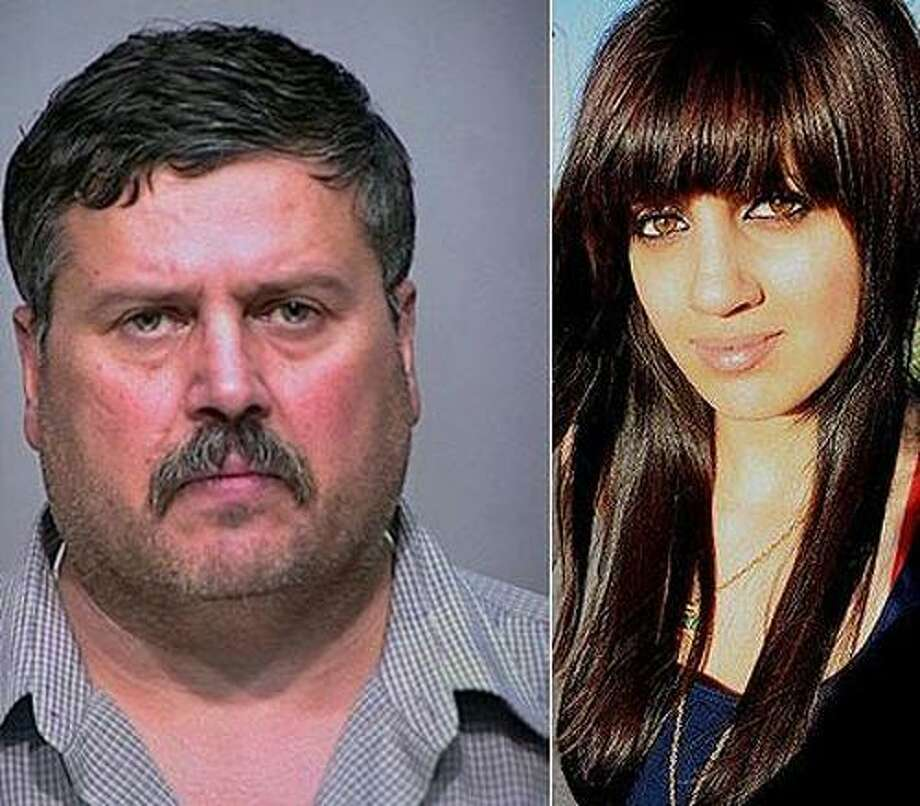 AP photo/Faleh Almaleki, left, slammed his Jeep into his 20-year-old daughter, Noor Almaleki, killing her, in the Phoenix suburb of Peoria, in 2009.