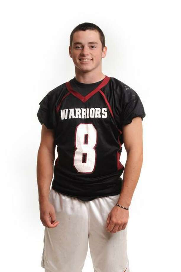 Male Athlete of the Week: Jimmy Fairfield-Sonn, Valley Regional, football. Photo by VMwilliams.