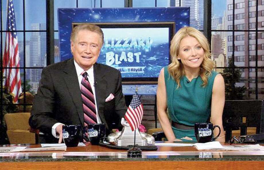 OH REEGE: Regis Philbin announced this week he will be retiring from his long career later this year.