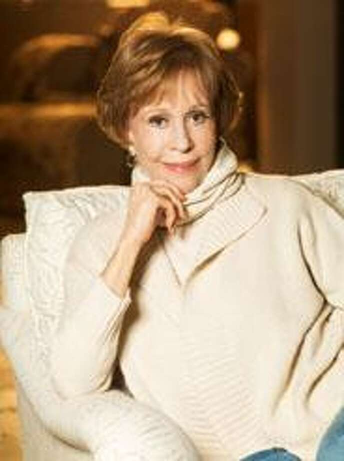 """On Saturday, May 22, at 8 p.m., Carol Burnett will take the stage of Waterbury's Palace Theater for one performance only. For tickets ($45, $65, $75, $125), call the Palace Theater, 100 E. Main St., Waterbury, at (203) 346-2000 or visit <a href=""""http://wwwpalacetheaterct.org"""">wwwpalacetheaterct.org</a>. (Randee St. Nicholas"""