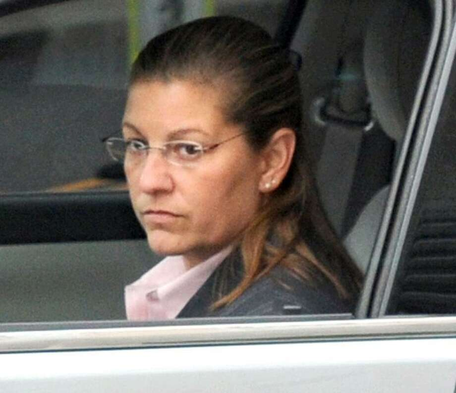 Connecticut State Trooper Karen Gabianelli testified Wednesday in the Hayes trial about a variety of subjects including phone calls between the defendants.