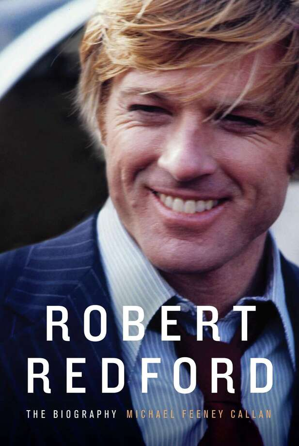 """In this book cover image released by Knopf, """"Robert Redford: The Biography,"""" by Michael Feeney Callan, is shown.  (AP Photo/Knopf) Photo: ASSOCIATED PRESS / AP2011"""