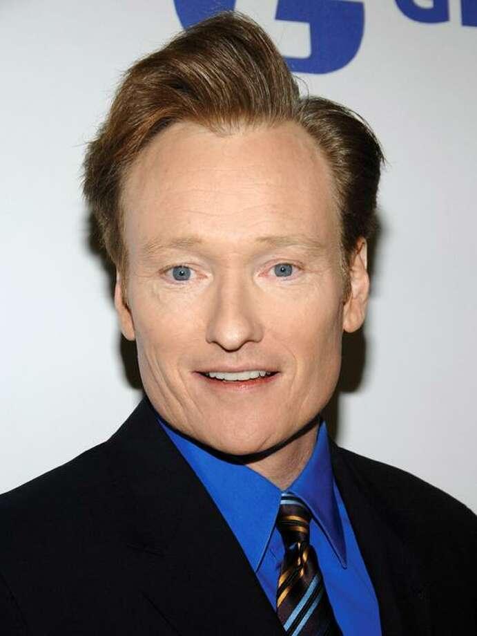 Conan O'Brien Photo: AP / AP2007