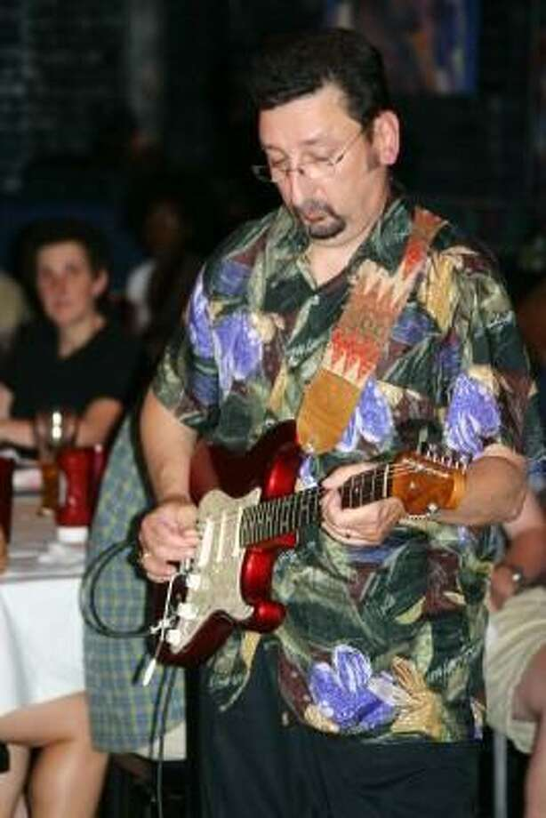 The Steve Polezonis Trio plays Fish & Chops Saturday. (Submitted photo)