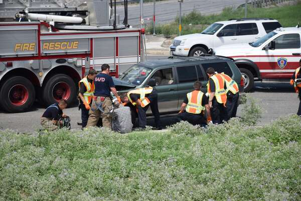 Police and paramedics on Thursday responded to a major accident that injured multiple people on Callaghan Road near State Highway 151.