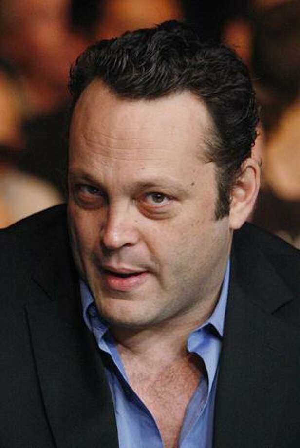 Vince Vaughn Photo: AP / AP2009