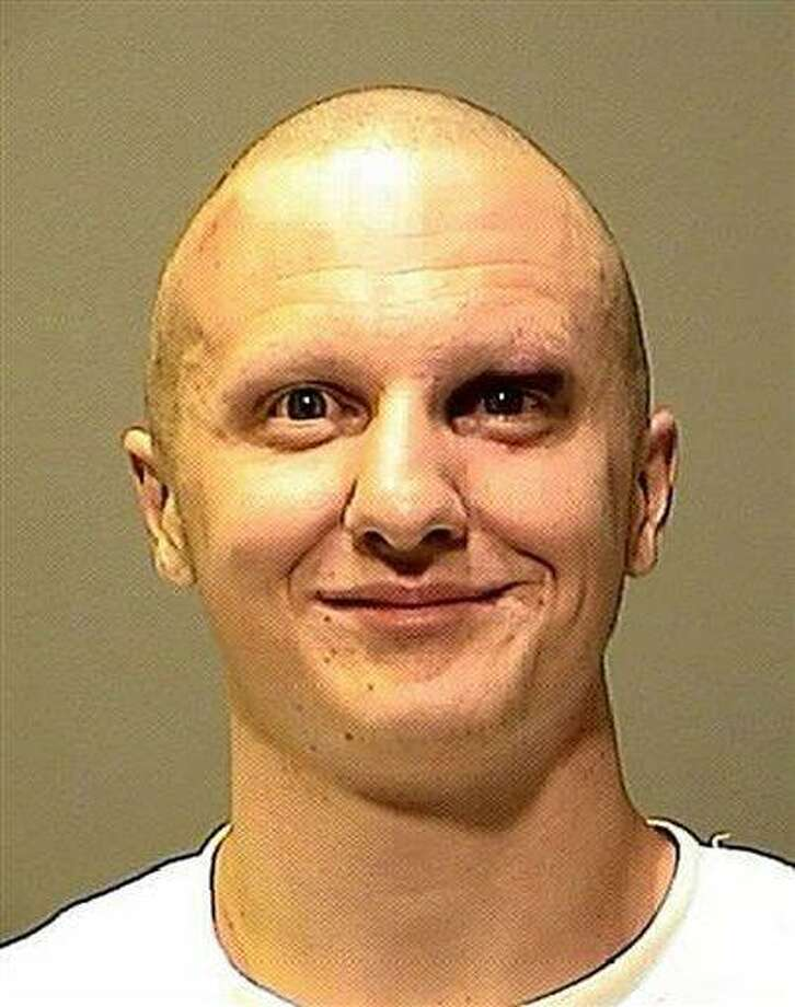 This undated photo released by the Pima County Sheriff's Office shows shooting suspect Jared Loughner. (AP Photo/Pima County Sheriff's Dept. via The Arizona Republic) Photo: AP / Pima County Sheriff's Office via the Arizona Republic