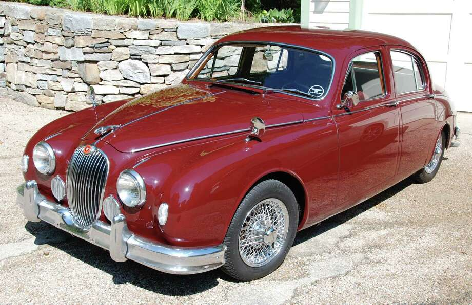 This 1959 Jaguar Mark 1 Saloon is just one of the many rare and classic cars that will be on display at the third annual Antique & Classic Car Show on Saturday, Sept.18, at Hubbard Field in Essex.