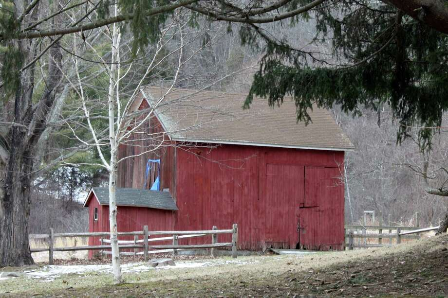 Chester native, Diane Lindsay, photographed many of Chester's old barns for the CT Barn Survey. Her photos will be among those exhibited at the Chester Museum at The Mill beginning Sept. 17.