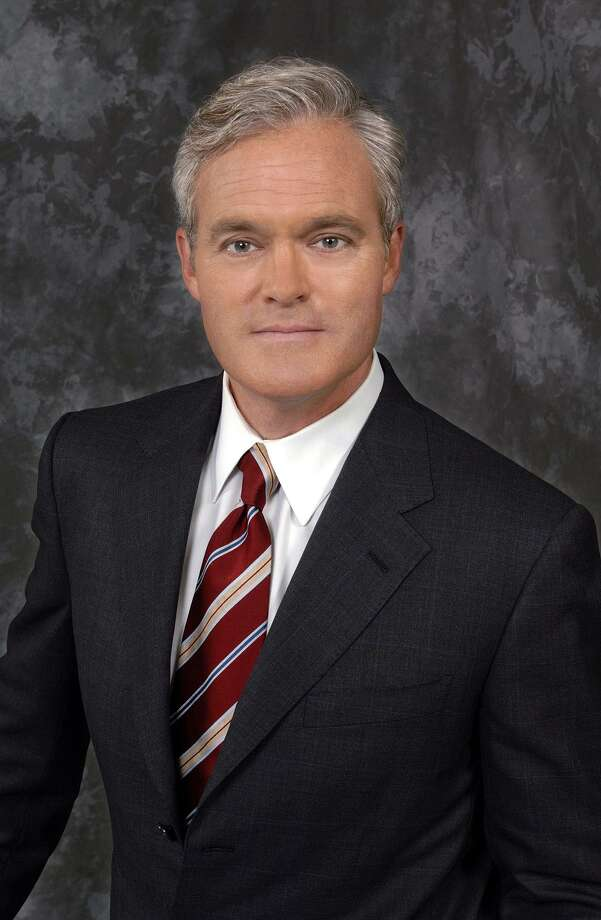 """In this 2005 photo released by CBS, """"60 Minutes"""" correspondent Scott Pelley, is shown. CBS announced Tuesday, that Pelley, the veteran """"60 Minutes"""" reporter, will take over as its evening news anchor, starting on June 6, to replace Katie Couric on the """"CBS Evening News.""""   (AP Photo/CBS, John Filo) Photo: ASSOCIATED PRESS / AP2005"""