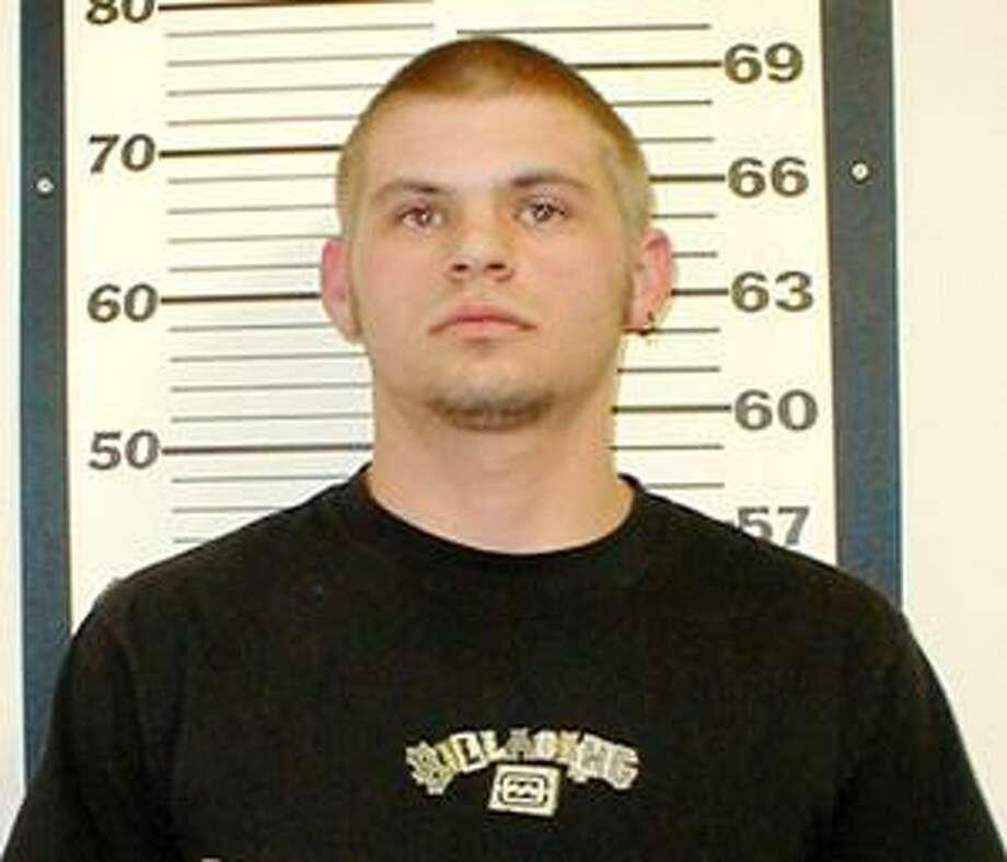 (Police photo) Andrew Bonertz