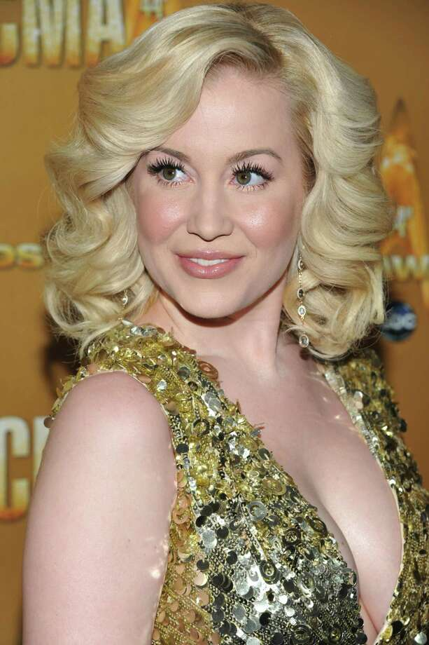 """In this photo, country singer and former """"American Idol"""" contestant Kellie Pickler attends the 44th Annual Country Music Awards in Nashville, Tenn.(AP Photo/Evan Agostini, file) Photo: AP / AP2010"""