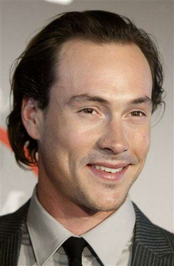 FILE - This June 17, 2008 file photo, actor Chris Klein  at the 2008 Crystal and Lucy Awards in Beverly Hills, Calif. (AP Photo/Matt Sayles, File) Photo: AP / AP