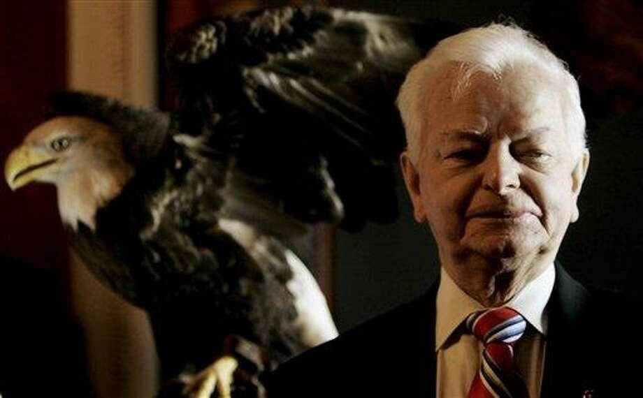 Sen. Robert Byrd (AP) Photo: AP / AP