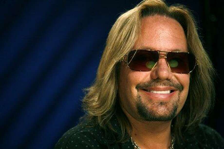 Vince Neil (AP) Photo: AP / AP